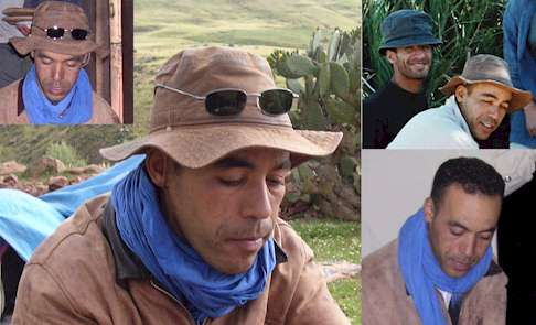 Abdel - our guide in Morocco