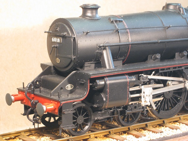 LMS Black Five No. 5018