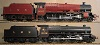 LMS Jubilee and Black Five