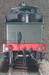 GWR Dean Goods - rear 3000 gallon Dean tender