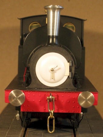 New drawgear for Hudswell Clarke 0-6-0ST