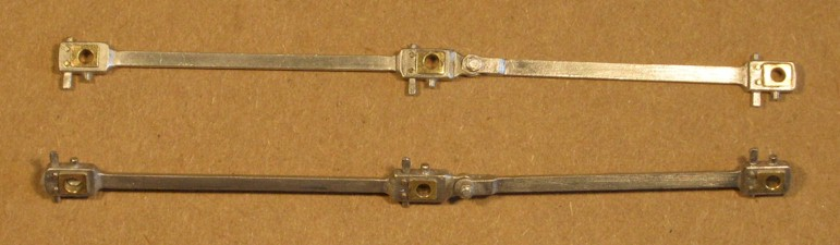 Rods for GCR No. 278 'Humber'