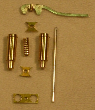 Parts for a Hudswell Clarke Saftey Valve Assembly