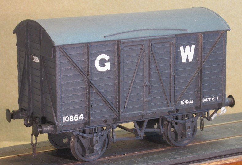 GWR 10T Mink - 7mm scale (0 gauge)