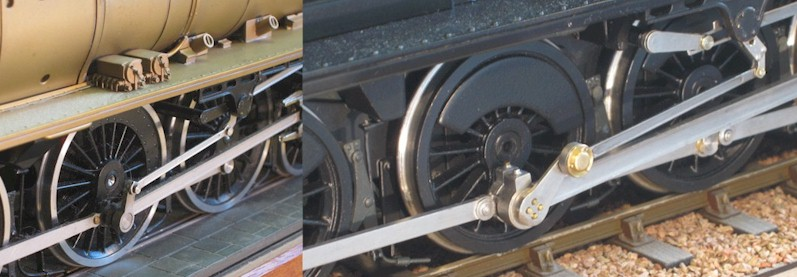 LMS Walsheart's Valve Gear