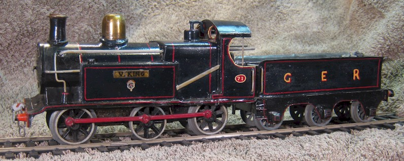 Tinplate Entry To 0 Gauge By David L O Smith