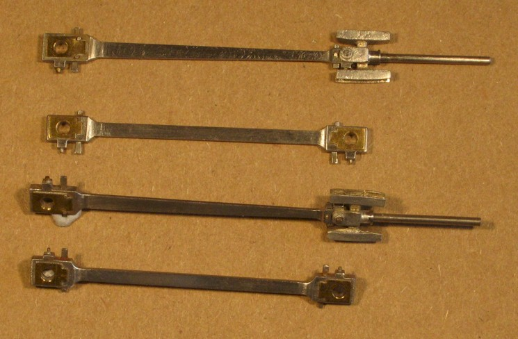 Rods for Wantage Tramway No. 5 'Jane'